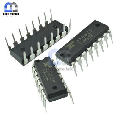 12510pcs Xr2206cp 2206cp R Dip-16 Monolithic Function Generator Ic Exa
