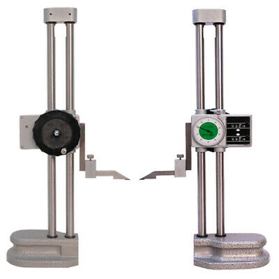 Precision Double Dual Beam 18 Dial Height Gage Gauge .001 Digital Counter