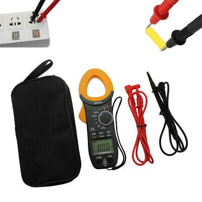 Digital Clamp Meter Multimeter Ac Dc Voltmeter Auto Ranging Volt Amp Tester Tool