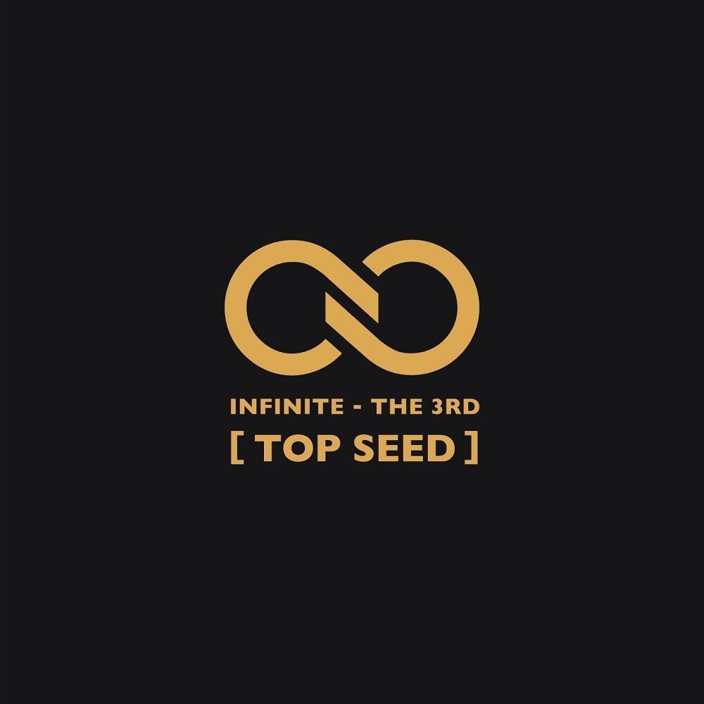 Infinite - top seed (vol.3) cd+booklet+special card+photocard tracking number