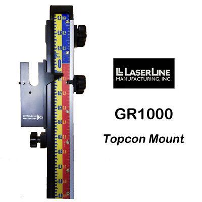 Laserline Lenker Rod 10 Foot Tenths Cut Fill With Topcon Mount