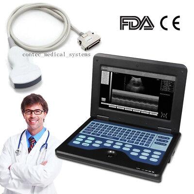 Human Abdomen Ultrasound Machine Laptop Ultrasound Scanner Convex Probece Usa