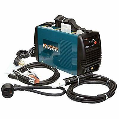 S160am 160 Amp Stick Arc Dc Welder 115v 230v Dual Voltage Welding Soldering