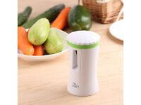 Handheld Spiral Vegetable Slicer (Brand New)
