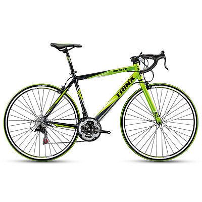 Trinx 700C Road Bike TEMPO1.0 Shimano 21 Speed Racing Bicycle 56cm