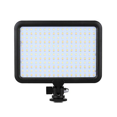 Photography Video Triopo 204 LED  3200k-5600k Light