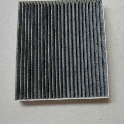 Carbon Fiber Cabin Air Filter for Nissan/Sentra 13-16 Leaf 11-15 Juke 11 14 Cube