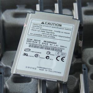 NEW 1.8 MK4004GAH 40gb CF Hard Drive for Apple iPod Classic 4th Generation A1059