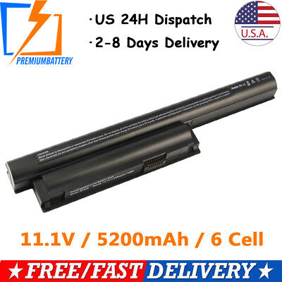Battery For Sony Vaio PCG-61A12L PCG-71914L PCG-71C11L PCG-71C12L PCG-91211L p for sale  USA
