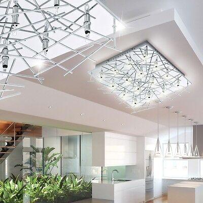 Decken Lampe Esszimmer Treppen Haus Licht IP20 Küchen Bad Spiegel Wand Leuchte