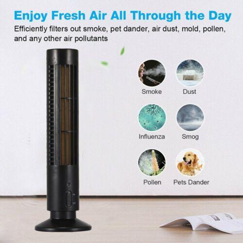 Air Purifier HEPA Filter UV Sanitizer Odor Mold Dust Smoke A