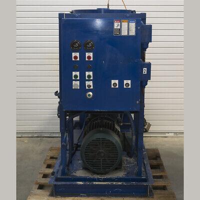 Travaini Tr0 300v-2a Liquid Ring Vacuum Pump Dynaseal Tested Good