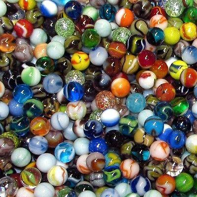 "MO-Marbles 100 5/8"" Jabo Vitro Mega Marble King Marbles + Pouch (L) 99483010"