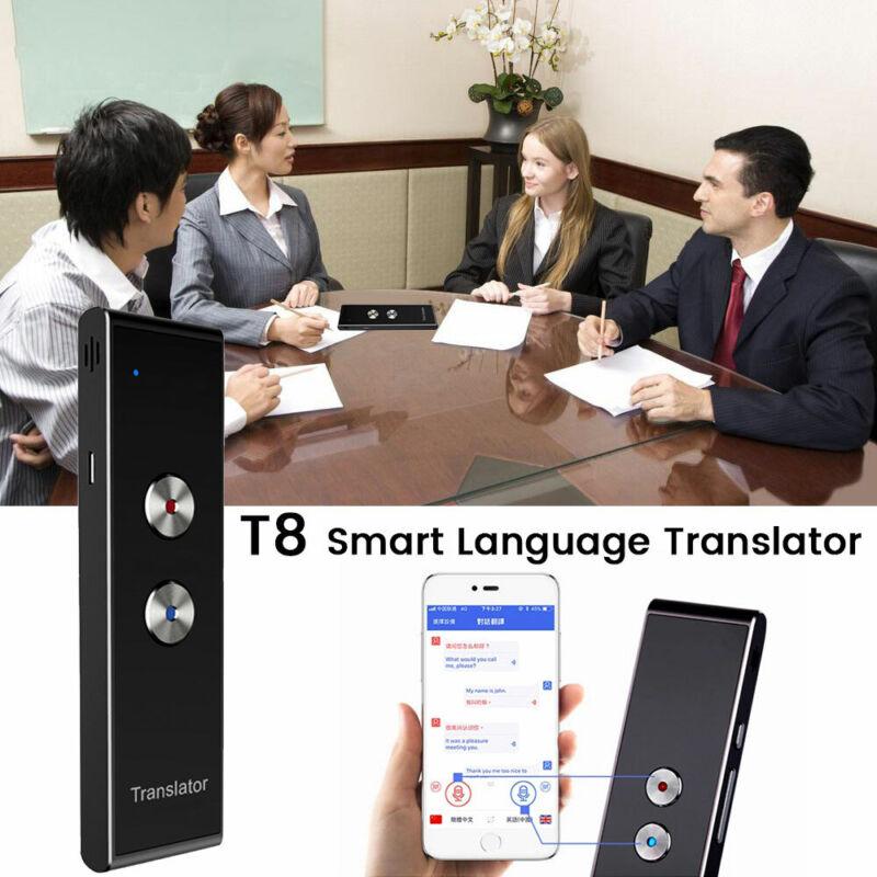 Translaty MUAMA Enence Smart Instant Real Time Voice 40 Languages Translator Hot