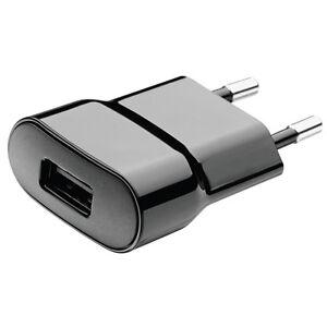 UNIVERSAL EUROPE TRAVEL HOLIDAY ADAPTER POWER EU 2 PIN USB MAINS PLUG CHARGER
