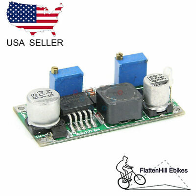 Dc To Dc 60v 3a Buck Constant Currentvoltage Step-down Converter For Ebike Usb