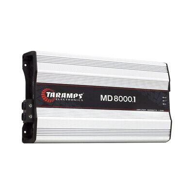 Taramps MD8000.1 1 Ohm Class D Monoblock Full Range Car Amp Amplifier 8000W RMS