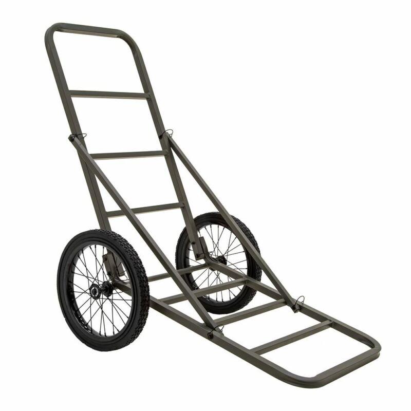 Kill Shot 300 lb. Capacity Folding Game Cart