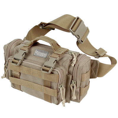 Maxpedition Travel Fanny Proteus Versipack Molle Cintura Bag Pack Molle Khaki