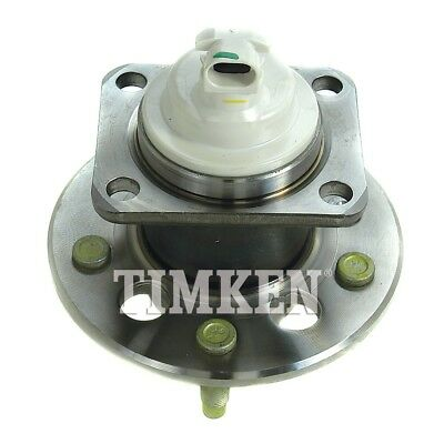 Wheel Bearing and Hub Assembly-FWD Rear Timken HA590092