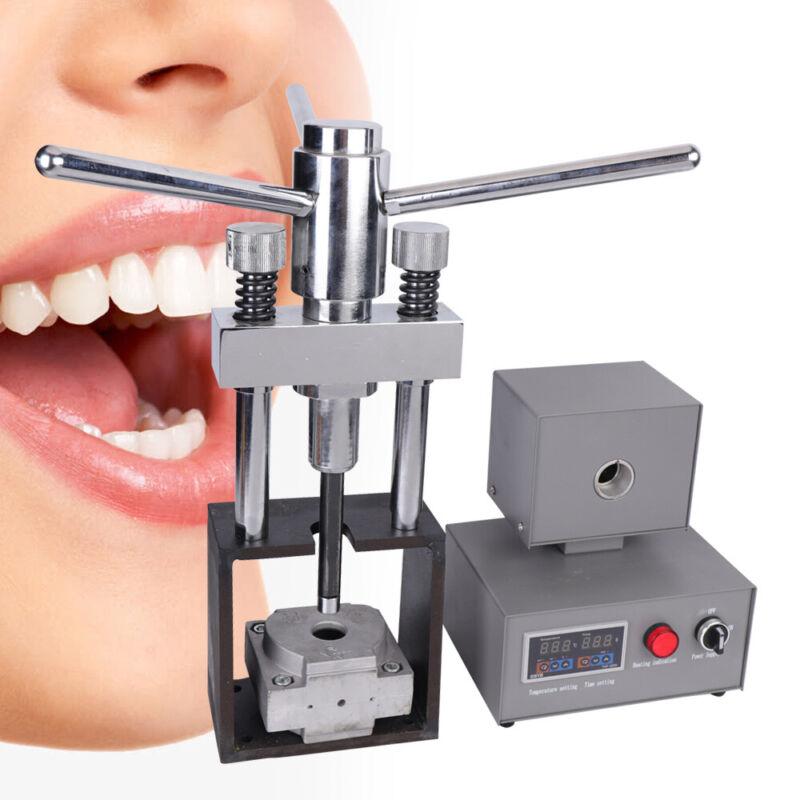 Dental Dentistry Flexible Denture Injection System Machine Heater Press 400W hot