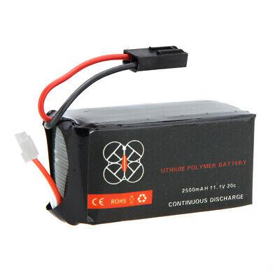 Upgrade Lipo Battery 11.1V 2500mah 20C for Parrot AR.Drone 2.0 Quadcopter H2S5