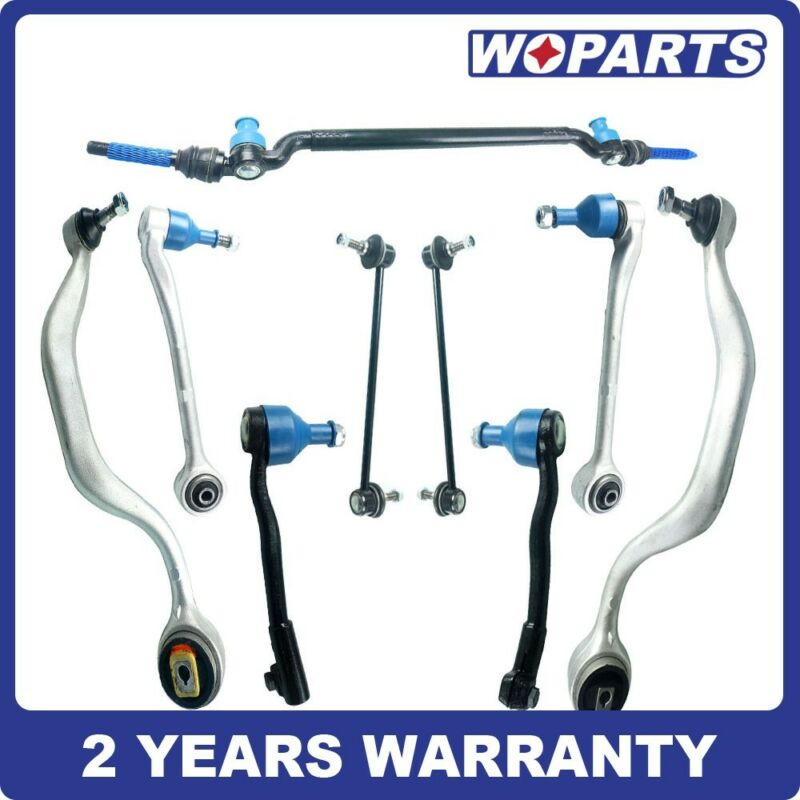 Front L/r Control Arm Suspension Center Link Kits Fit For Bmw E39 520i 540i M5