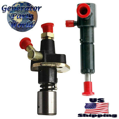 Diesel Mechanical Fuel Pump Left Port Injector For Ambionair Gt Jiangdong Etq