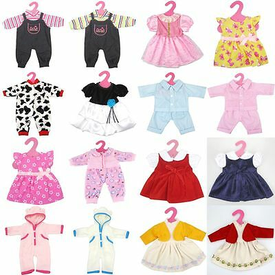 Gift Handmade Clothes Pajamas Toy Party Dress 18 Inch American Girl Doll Skirt