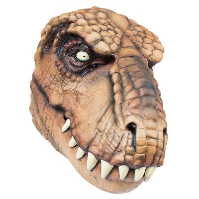 Adult Classic T-Rex Jurassic Park Dinosaur Mask