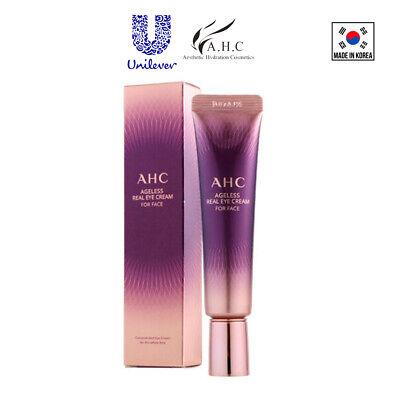 AHC Ageless Real Eye Cream for face  30ml Anti-wrinkle Best Korea