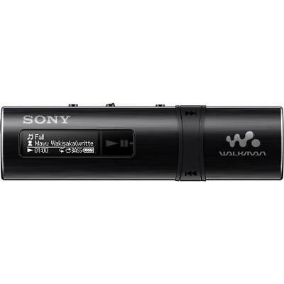 Sony NWZ-B183F Walkman® MP3-Player 4 GB Schwarz FM Radio (Radio Mp3 Player Sony)