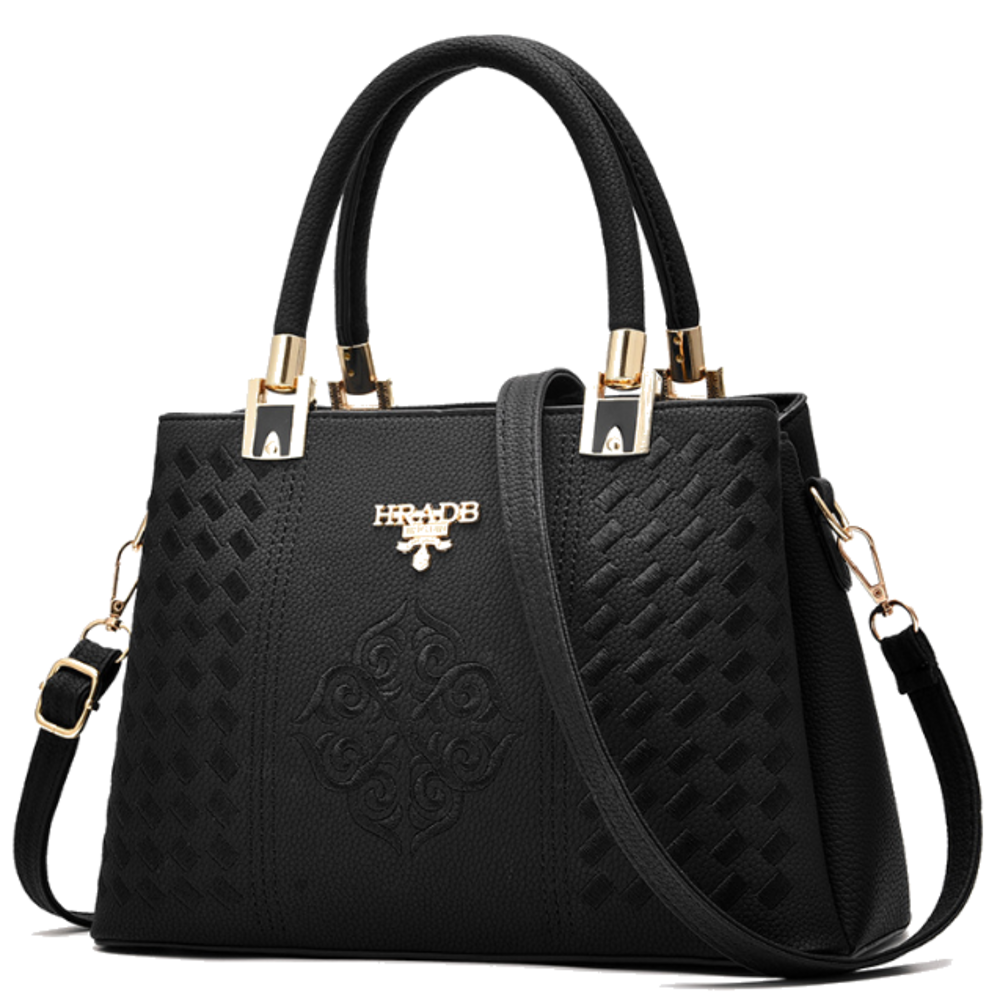 Ladies Stylish Pocketbook and Handbag - Fashion Leather Purs