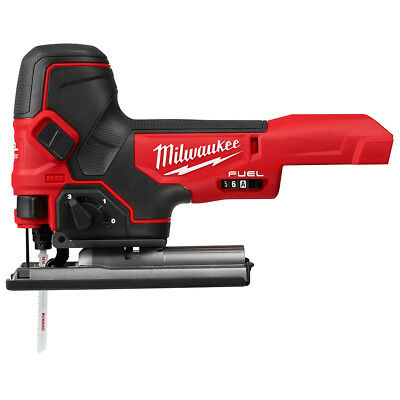 Milwaukee FUEL M18 2737B-20 18-Volt Cordless Barrel Grip Jig Saw - Bare Tool