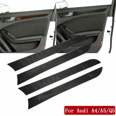 Baedivg 8.5cm wide car Fender Flares Wheel Arch Eyebrows decoration Strip guard cover protection trims,Fit for Audi Q5 2010-2018