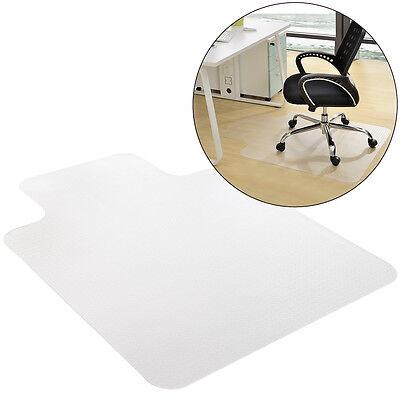 NEU.HAUS® Bodenschutzmatte 90 x 120 cm Büro Stuhl Unterlage Boden Schutz Matte