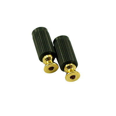 """Replacement Gold Tailpiece Mounting Studs Vintage Length 1 1//2/"""" overall"""