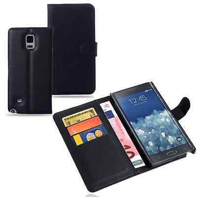 Handy Tasche Hülle Flip Case für Samsung Galaxy Note Edge Schutzhülle Cover Etui