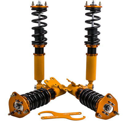 For Nissan S13 240SX 1989-1990 Coilovers Shock Absorber Kits Spring Strut Tuning