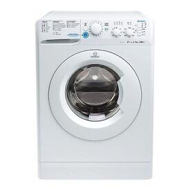 Indesit Freestanding Washing Machine - White, 1200rpm (XWC71252W)