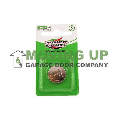 Battery for LiftMaster 891LM Remote Garage Door Opener