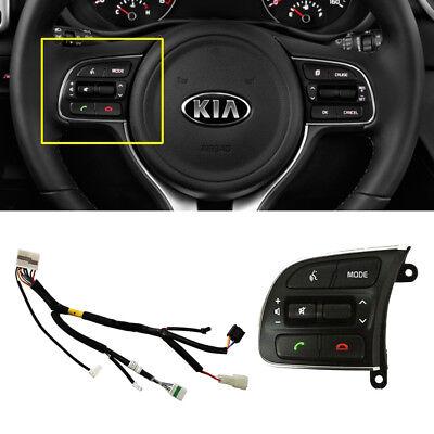 OEM Steering Wheel Bluetooth Switch Control 4P for KIA 2011-2015 Sportage R
