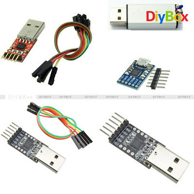Usb2.0 To Ttl Uart 56pin Module Serial Converter Replace Cp2102 Stc Ft232 Case