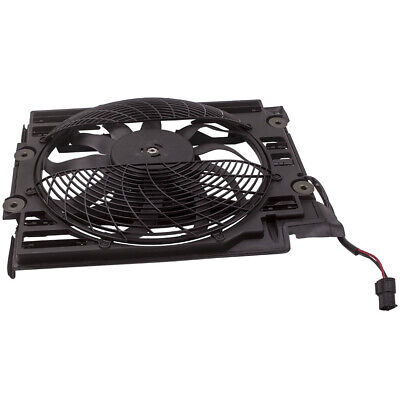 For BMW 528iT 530i 540i M5 E39 Radiator Pusher Cooling Fan Front 64546921395 new