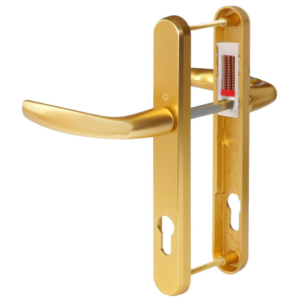 Upvc door handles door handles ebay for Upvc french door lock replacement