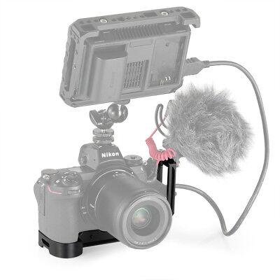SmallRig Arca-Type L-Bracket Cage for Nikon Z6 and Nikon Z7 Camera 2258 US STOCK