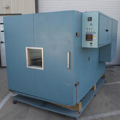 Lr Environmental Equipment Testing Chamber Ln2 60cf Tested Good