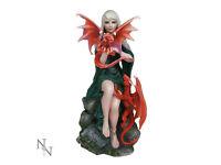 "Nemesis Now ""Dragonkin"" 23cm By Anne Stokes Figurine (New)"