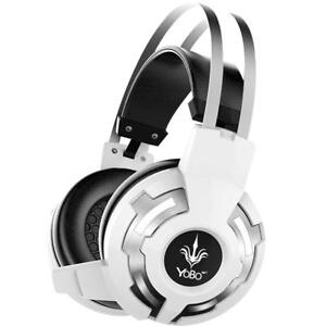 NEW GM02 Professional Gaming Headsets Noise Cancelling 3.5mm PC Stereo Durable Fashion