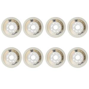 8 x Hyper Superlite Inliner Rollen für Inlineskates 78mm-82A **AKTIONSPREIS